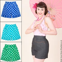 Vivien of Holloway Shorts