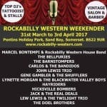 Vivien of Holloway sponsors Rockabilly Western Weekender