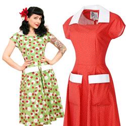 PeggyLee day dress