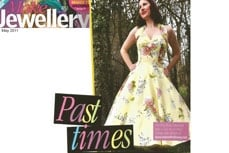Vivien of Holloway in Make Jewellery magazine, May 2011