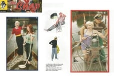 Vivien of Holloway in the Chap magazine, August 2012
