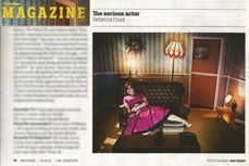 Vivien of Holloway in the Observer magazine, May 2012