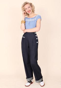 1940 Swing Trousers