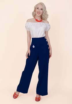 1940 Swing Trousers by Viiven of Holloway