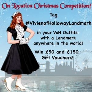 Vivien of Holloway Christmas Competition
