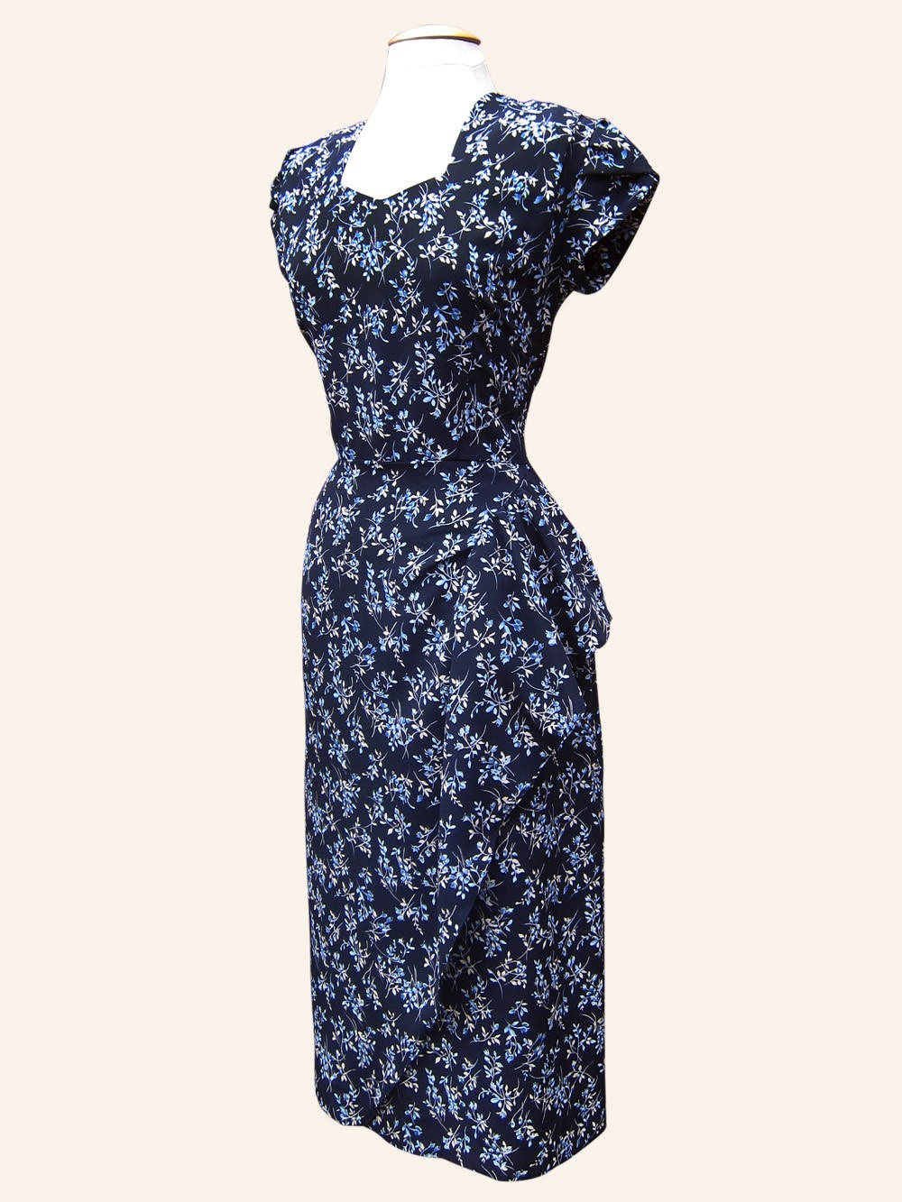 View all 1940s dress view all navy 1940s dress view all end of