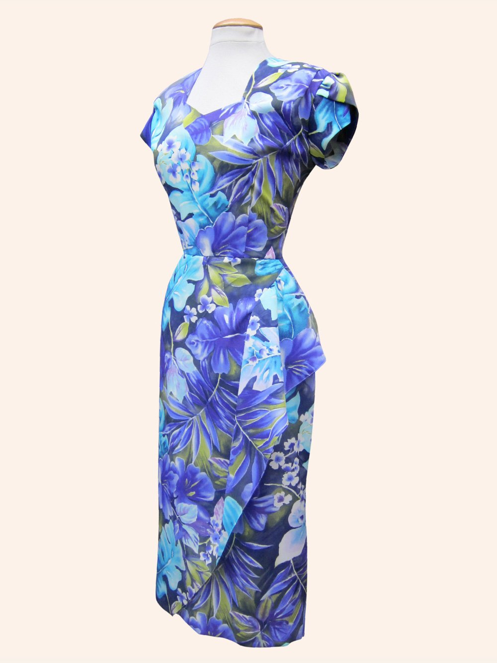 View all 1940s dress view all blue 1940s dress view all end of