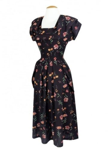 1940s Dress Lana Auburn