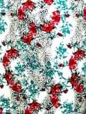 1950s Halterneck Leopard Lily Dress