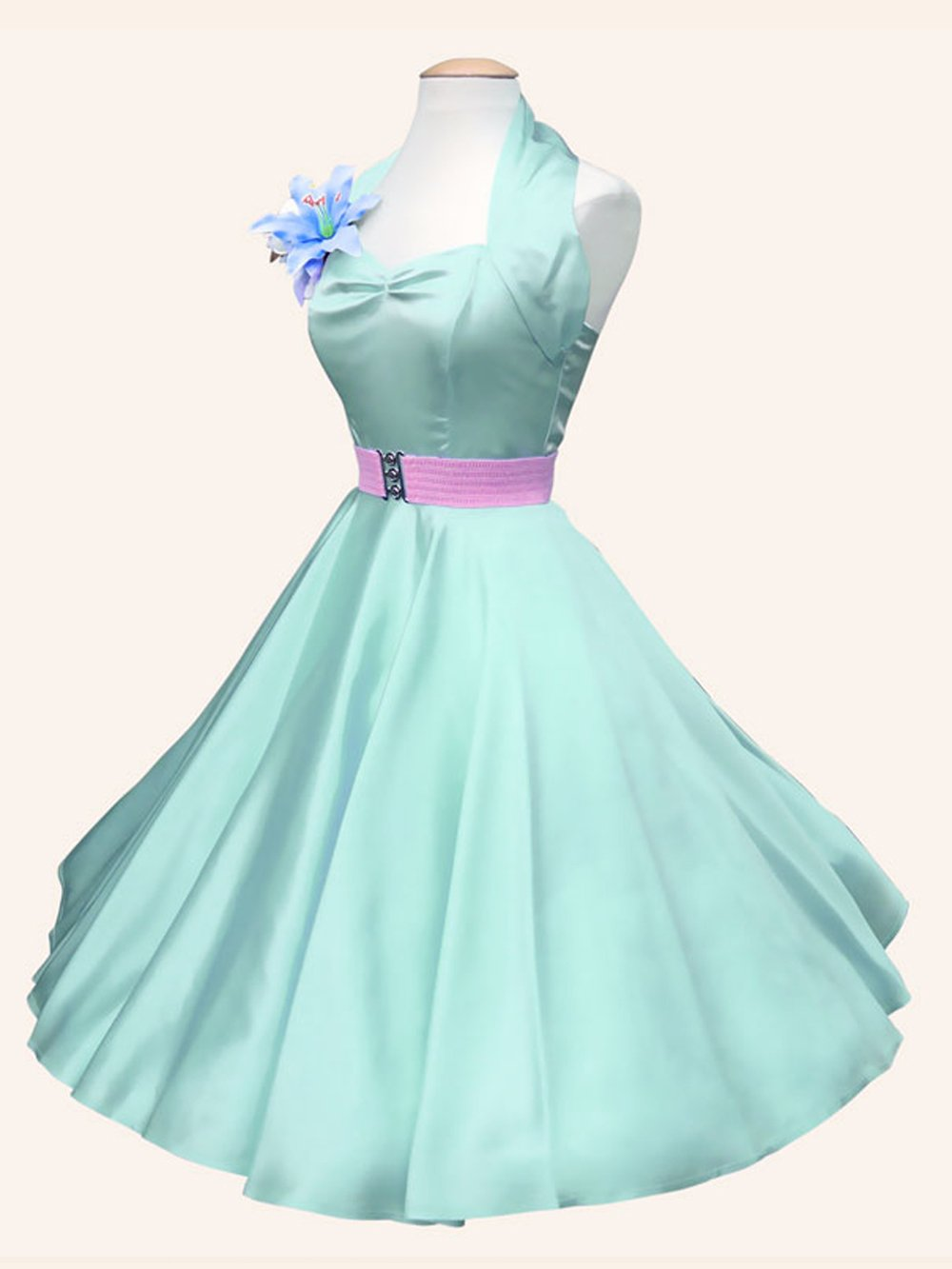 1950s dresses for sale 1950s halterneck images frompo for 1950s style wedding dresses for sale