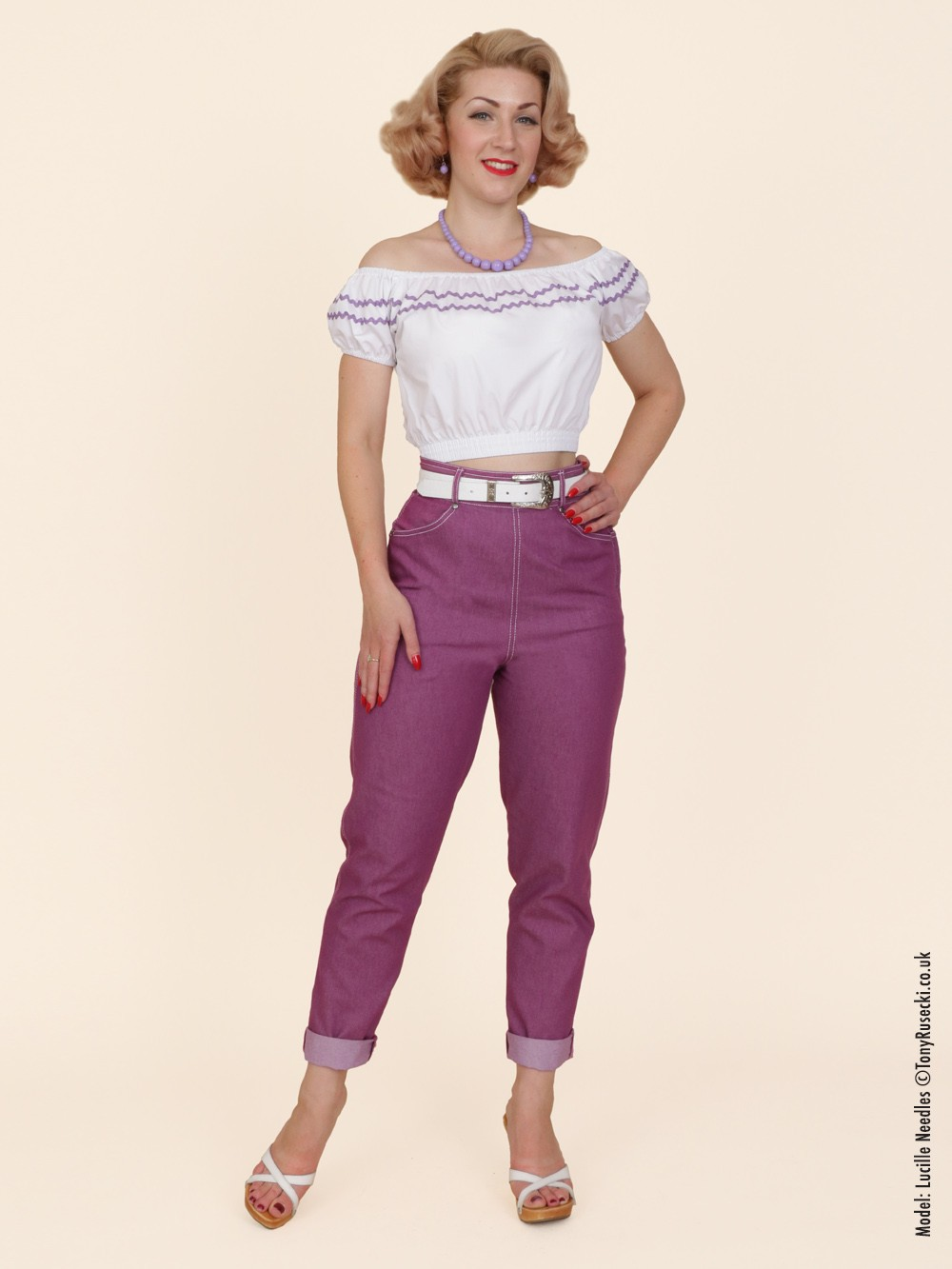 1950s jeans look pictures to pin on pinterest pinsdaddy