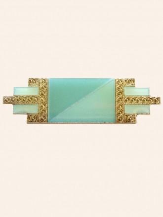 Art Deco Style Brooch