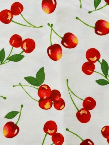 Bandana Cherry Cream
