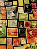 Bandana Stamps Black