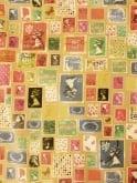 Bandana Stamps Caramel