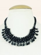 Black Jet Bead Set