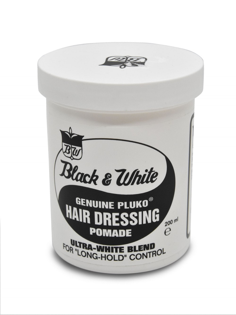 Black Amp White Hair Dressing Pomade From Vivien Of Holloway