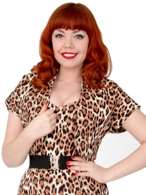 Bolero Brown Leopard