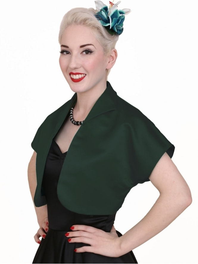 Bolero Dark Green Duchess