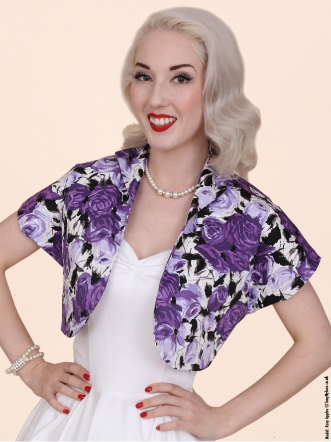 Bolero Wild Rose Purple