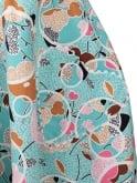Bonnie Dress Aquatic Floral