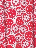 Bonnie Dress Daisy Bubble Red