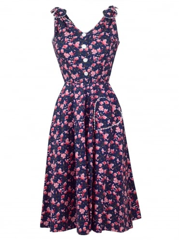 50s-1950s-Vivien-of-Holloway-Best-Vintage-Reproduction-Bonnie-Dress-Magnolia-Navy-Sundress-Rockabilly-Swing-Pinup-Pinupgirl-Pinupgirldress-Heart-Shaped-Pocket