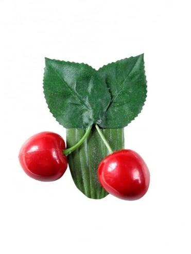 Cherry Hair Clip