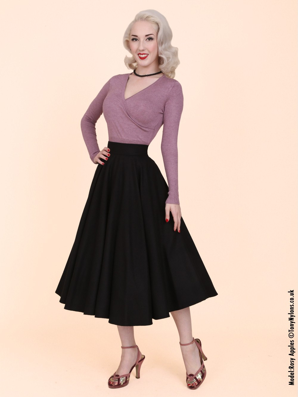 Source, Source, Source. Of course, there is one big glaring problem with circle skirts: math. No matter which style of circle skirt you choose to make, drafting your own pattern is probably the best way to go.
