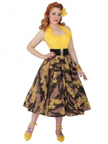 Circle Skirt Mochaccino