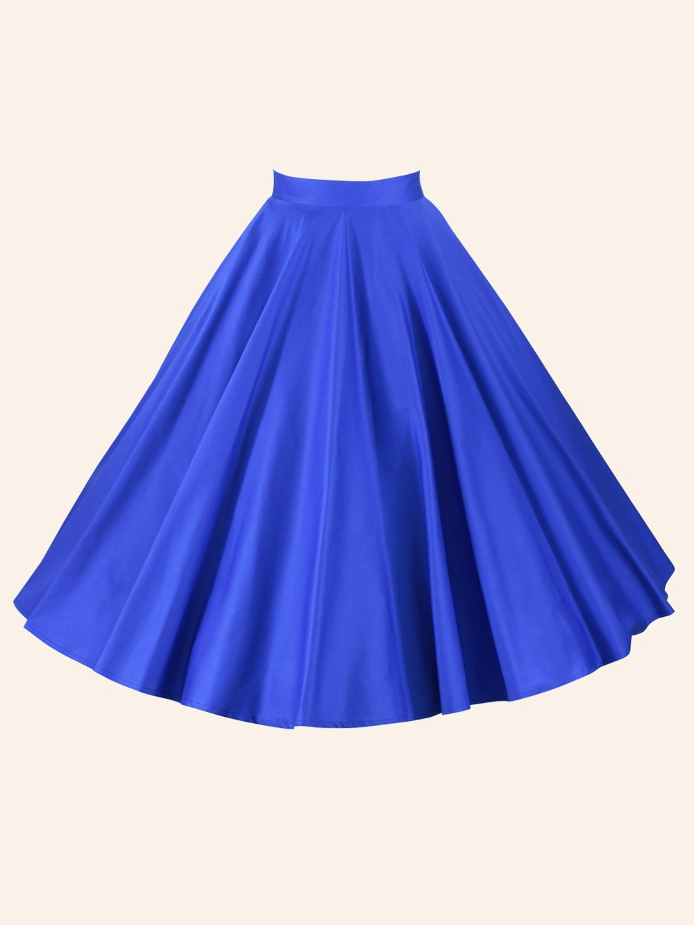 View All 1950s Circle Skirts View All Red 1950s Circle Skirts