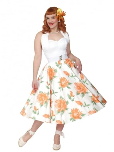 Circle Skirt Victory Rose Peach