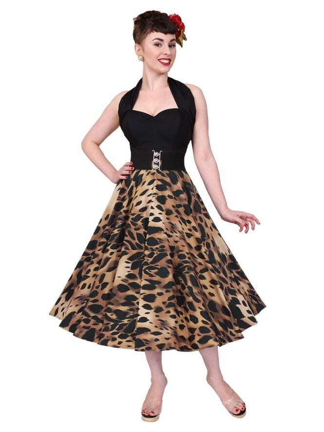 Circle Skirt Wildcat