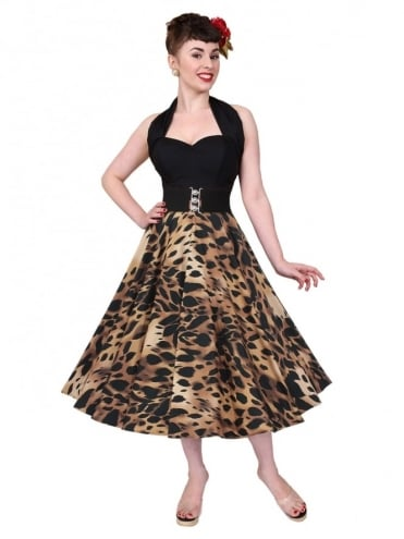 Circle Skirt Wildcat