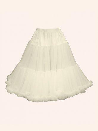 Deluxe Petticoat Cream