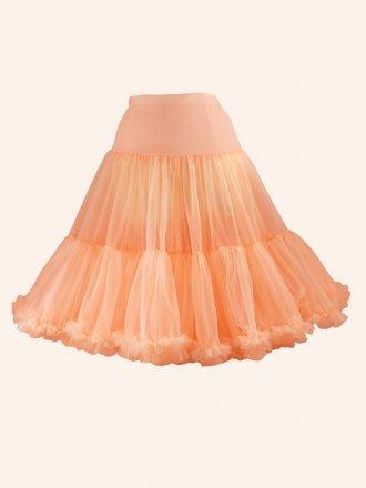 Deluxe Petticoat Peach