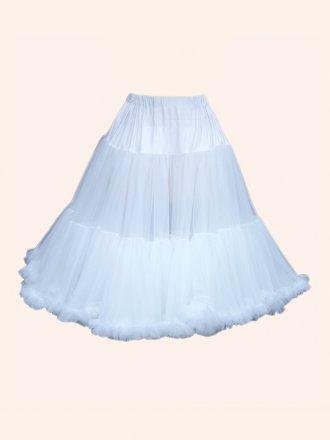Deluxe Petticoat White