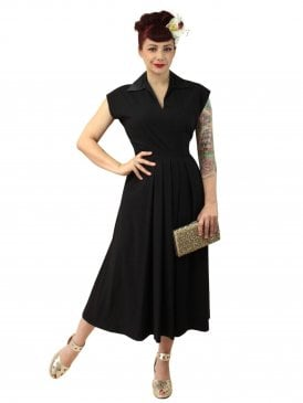 d1f00a93124 1940s and 1950s Style Dresses from Vivien of Holloway Made in London