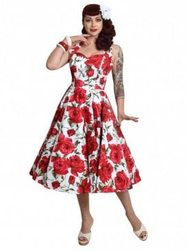 ab1e232cee 1940s and 1950s Style Dresses from Vivien of Holloway Made in London