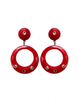 ion-Repro-Diamante-Hoop-Red-Earrings-Rockabilly-Swing-Pinup