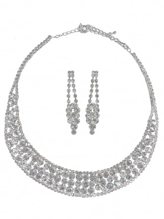 Duchess Diamante Set