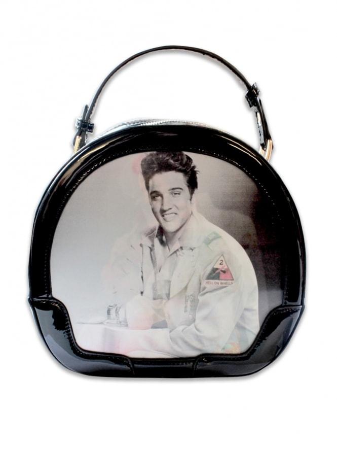 Elvis Black Vanity Case