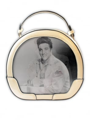 Elvis Cream Vanity Case