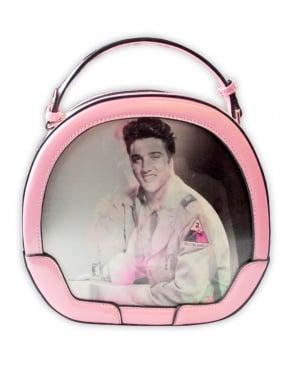 Elvis Pink Vanity Case
