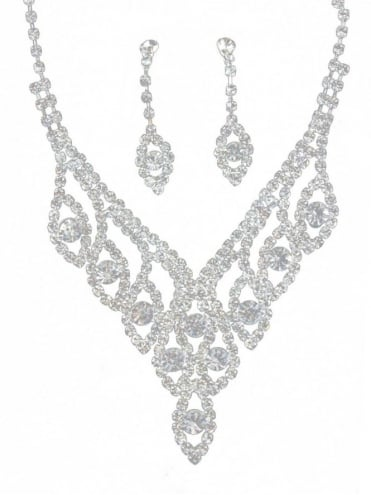 Empress Diamante Set