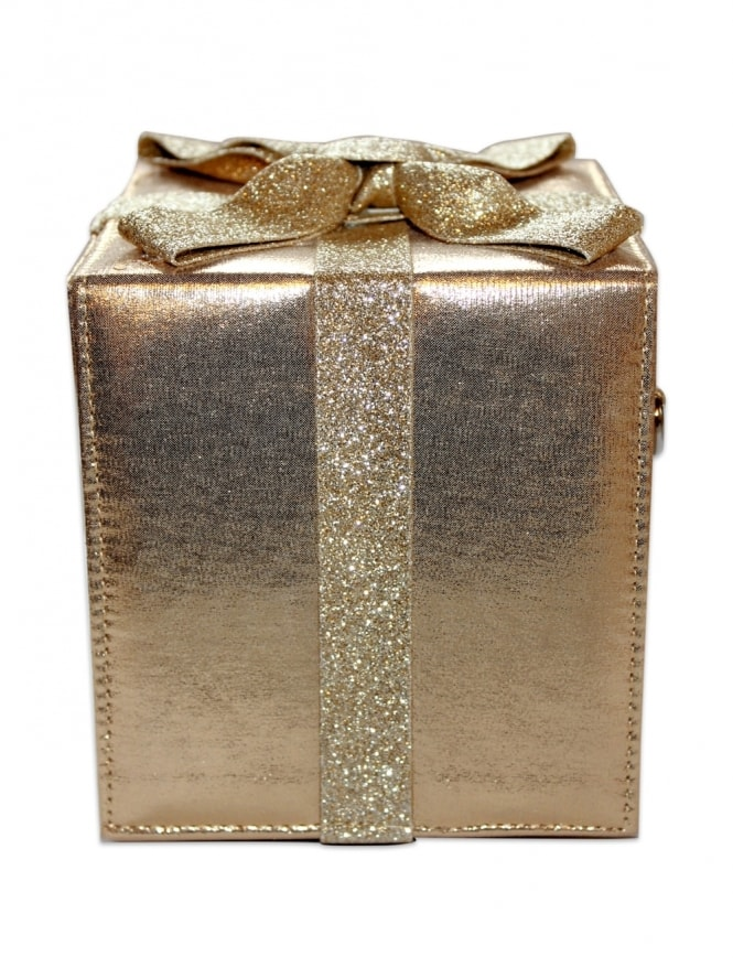 Gold Present Handbag