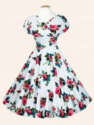 Grace Dress Coronation Rose