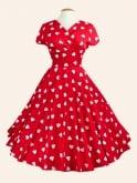 Grace Red Sweetheart