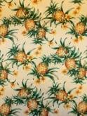 Halterneck Top Pineapple Cream