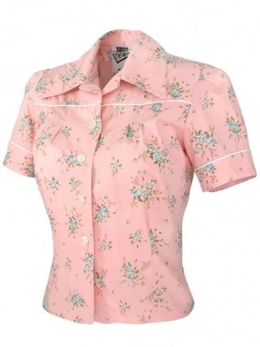 JoJo Blouse Rose Pink